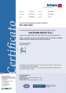 DG - Certificato14001-Inglese - AllegatoB
